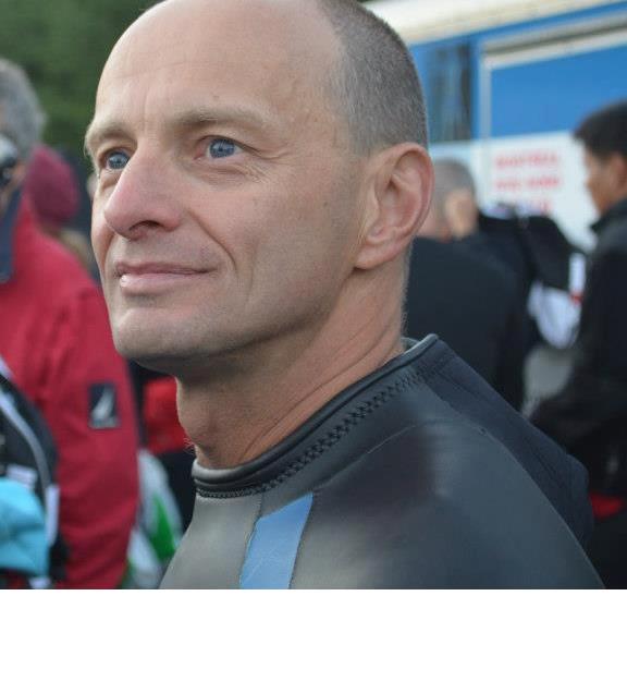 Gilles Gosselin, président d'honneur de la 6e édition.